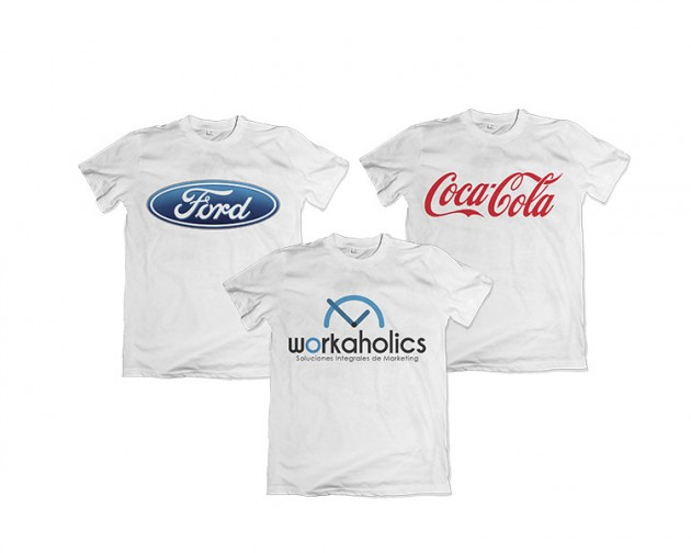 Playeras Workaholics